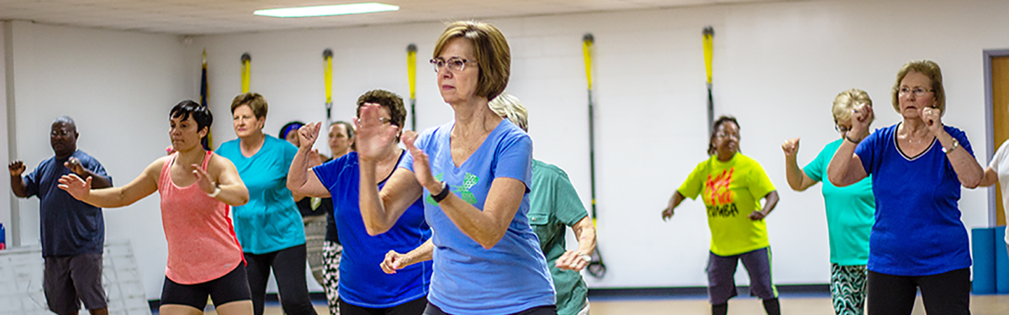 Group Exercise Classes | Goldsboro Family YMCA