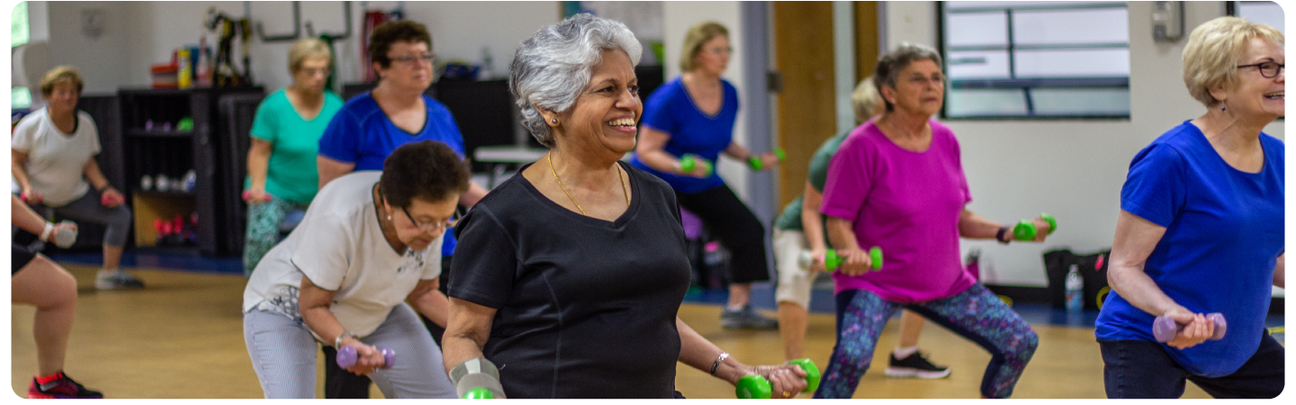 Active Older Adults | Goldsboro Family YMCA